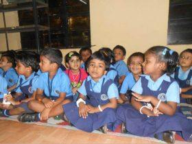 Bhavans Trivandrum Kodunganoor CCA Competition