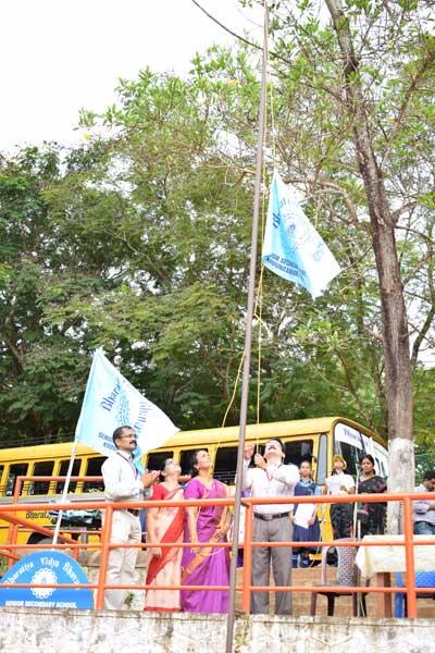 sports day - kids - bhavans kodunganoor trivandrum