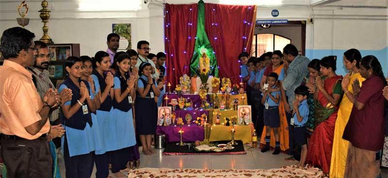 Pooja Day Celebration 2017