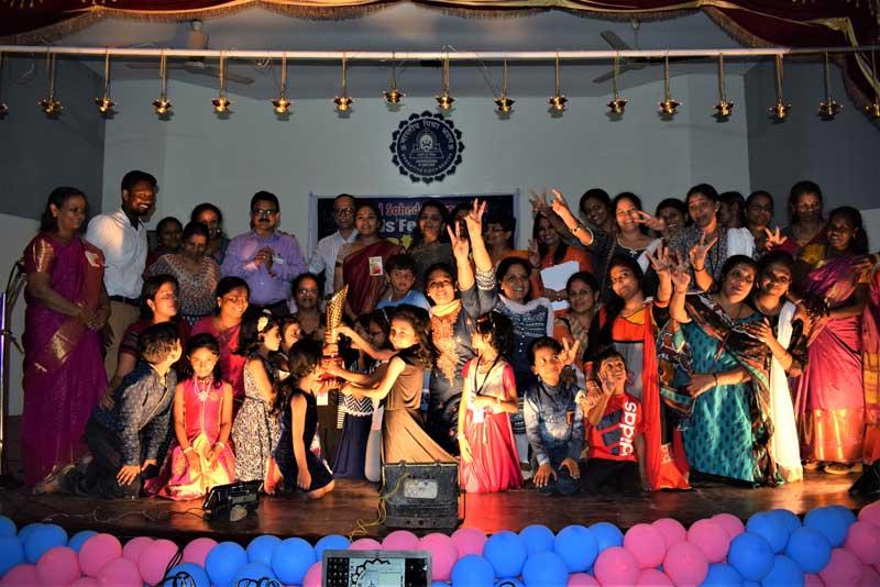 venad kids fest - bhavans kodunganoor trivandrum