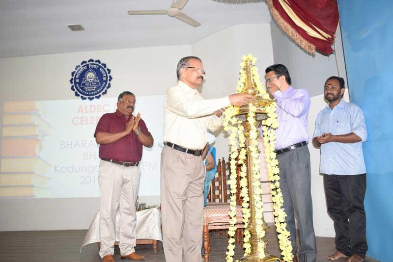 Aldec Day - Bhavans School Kodunganoor Trivandrum