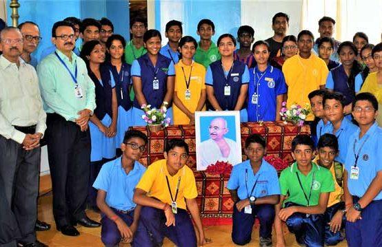 Gandhi Jayanthi Day 2018
