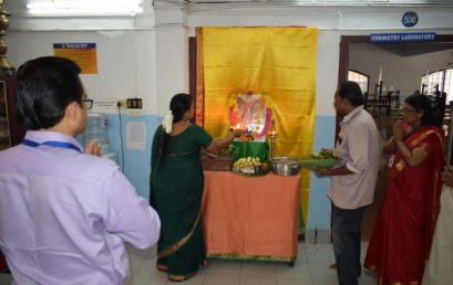 Ramayana Month Ending ceremony