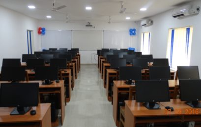 Most Modern Computer Lab Facilities.